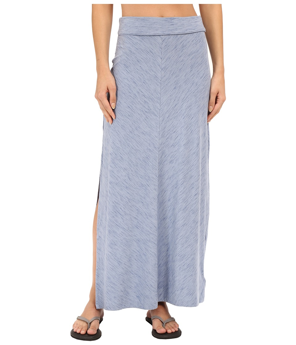 Columbia - Blurred Line Maxi Skirt (Bluebell) Women's Skirt