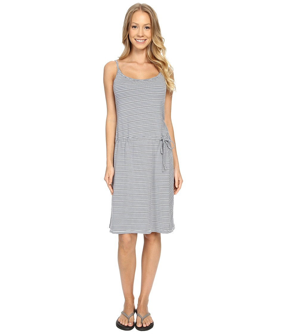 Columbia Aria Dress (Cirrus Grey Stripe) Women
