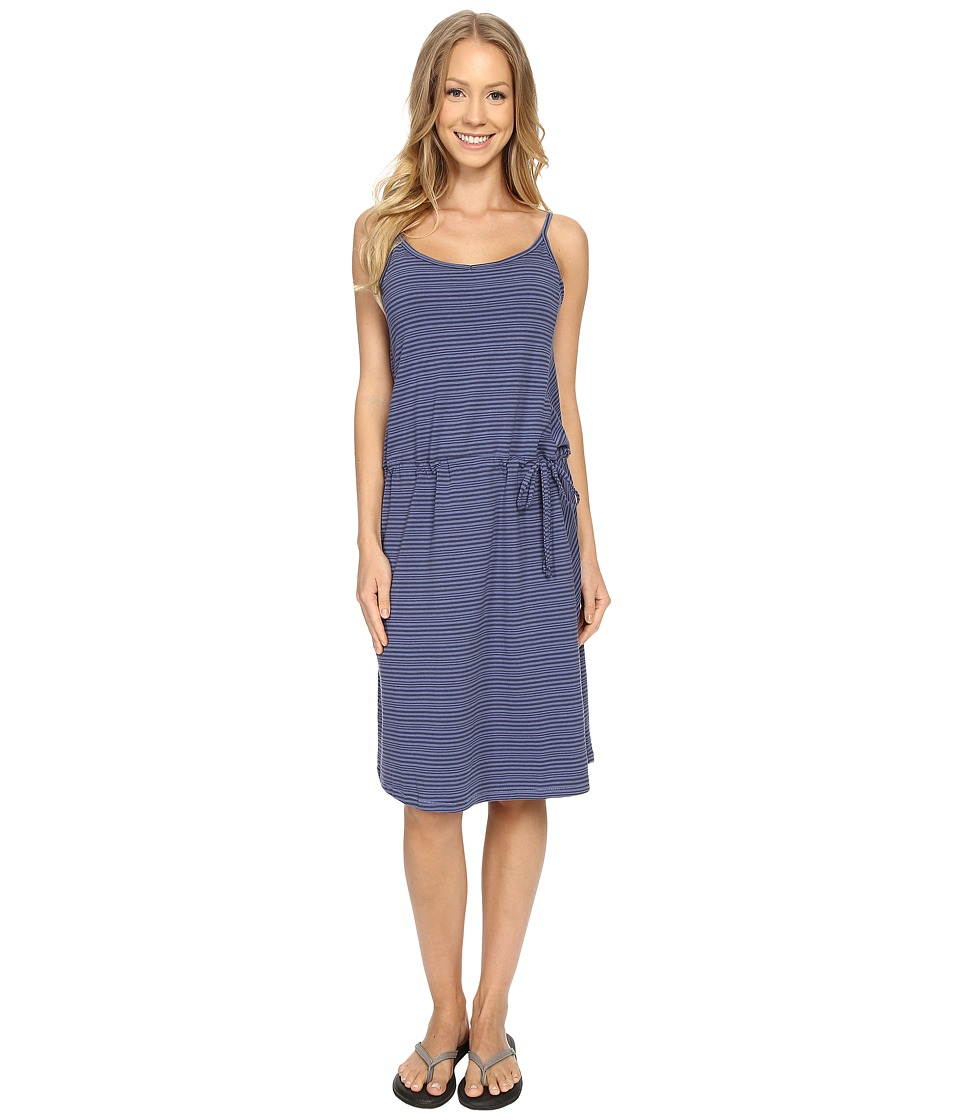 Columbia - Aria Dress (Bluebell Stripe) Women's Dress