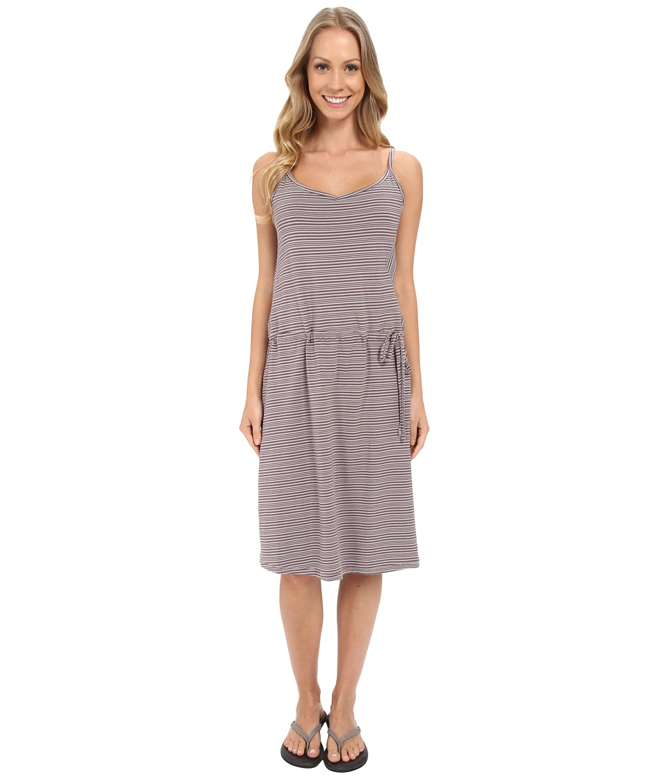 Columbia - Aria Dress (Sparrow Stripe) Women's Dress