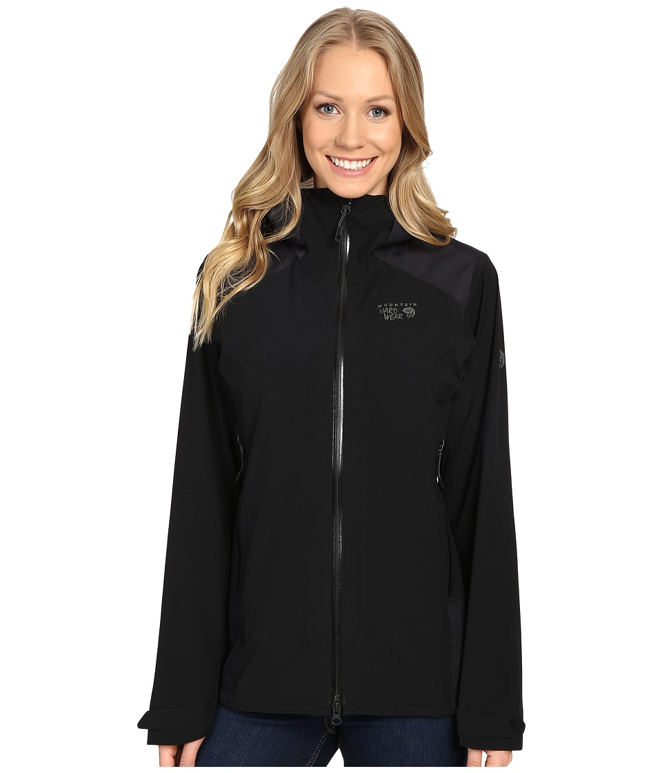 Mountain Hardwear - Torzonic Jacket (Black) Women's Coat