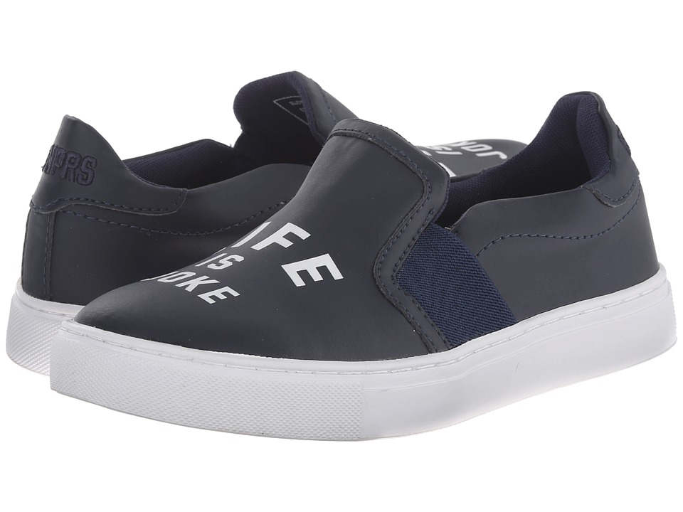 Eleven Paris - Lorde-Life (Navy Matte) Women's Slip on Shoes