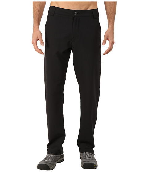 Oakley - Tucker Pants (Jet Black) Men's Casual Pants