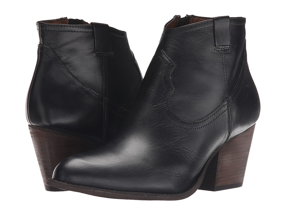 Steve Madden - Sogood (Black Leather) Women