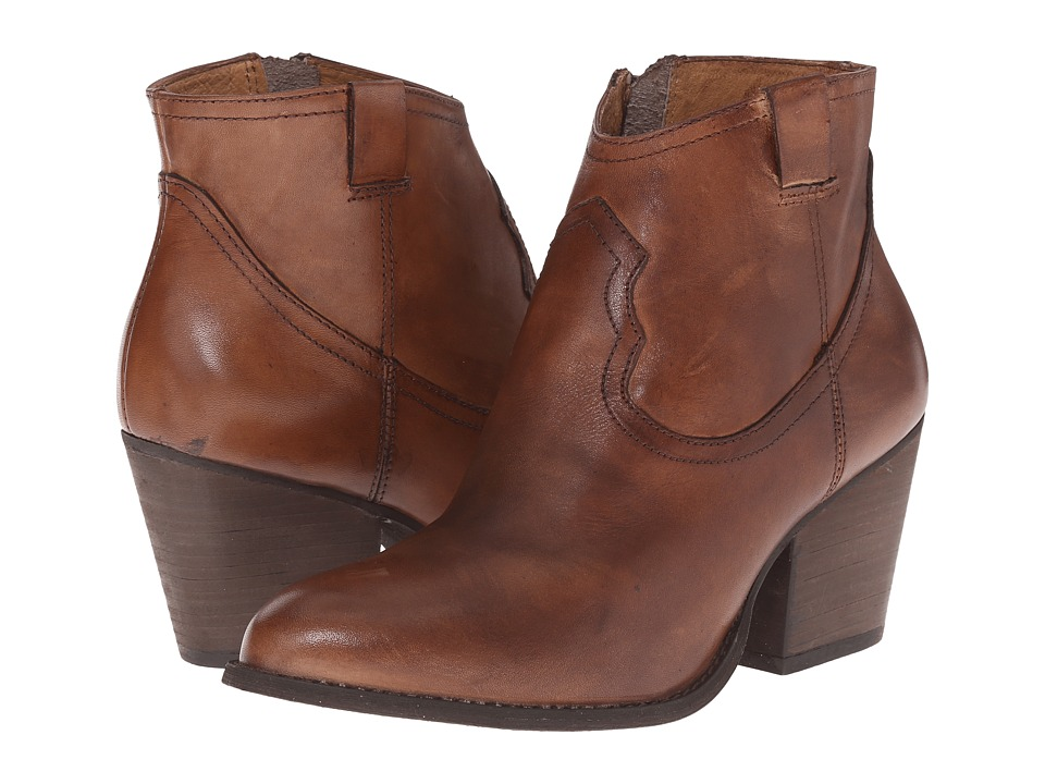 Steve Madden - Sogood (Cognac Leather) Women