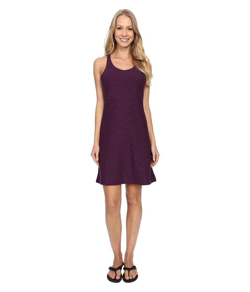 Mountain Khakis - Contour Dress (Iris/Sangria) Women's Dress