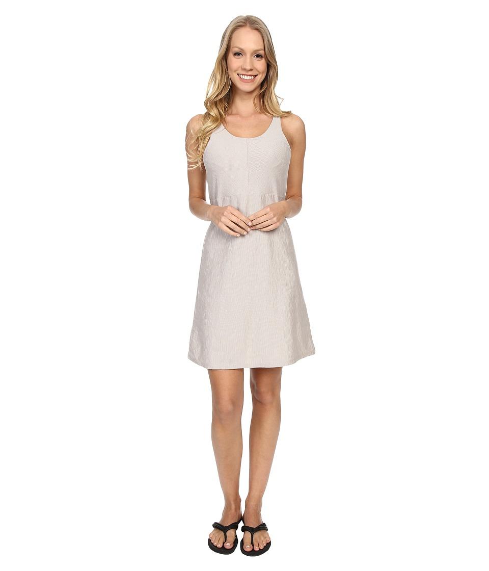 Mountain Khakis - Contour Dress (City Block/Linen) Women's Dress