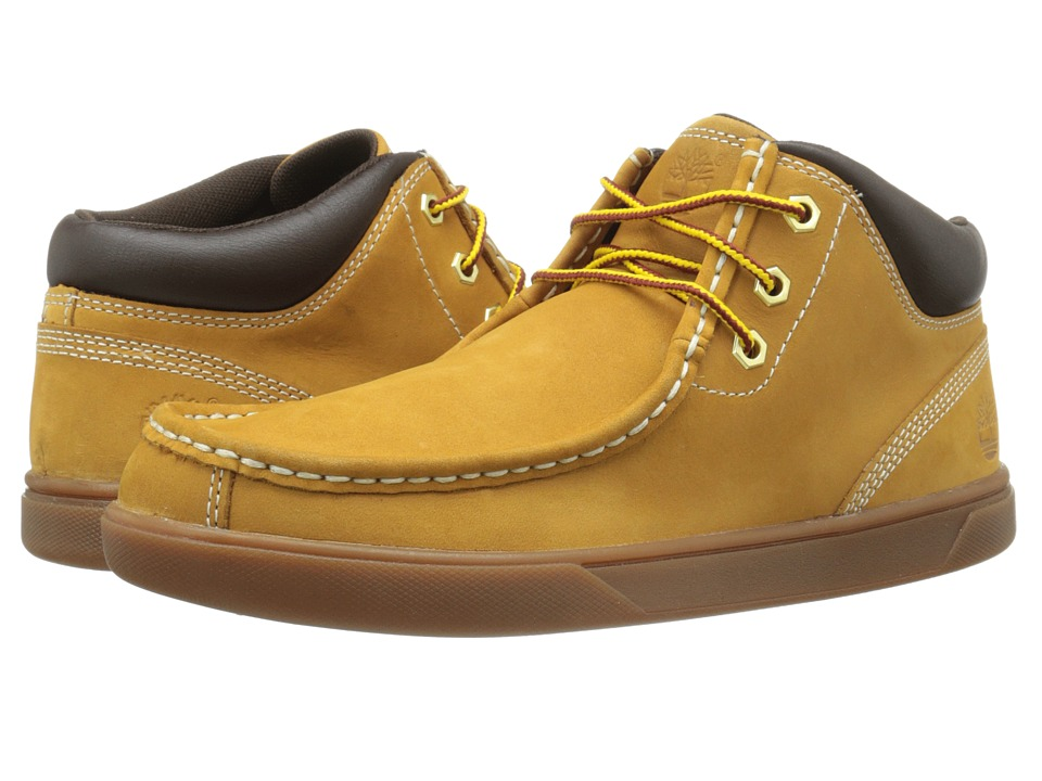 Timberland - Groveton Moc Toe Chukka (Wheat Nubuck) Men