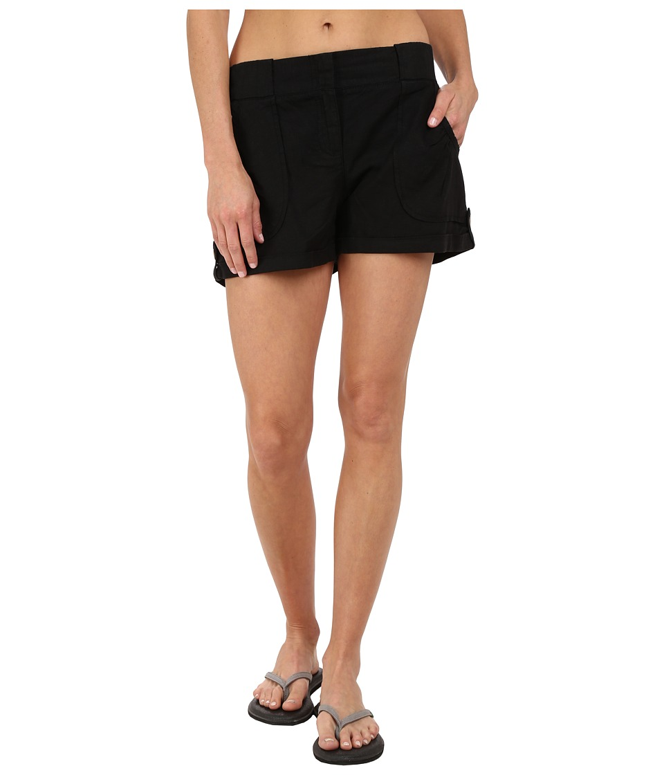 Carve Designs - Lanikai Short (Black) Women's Shorts