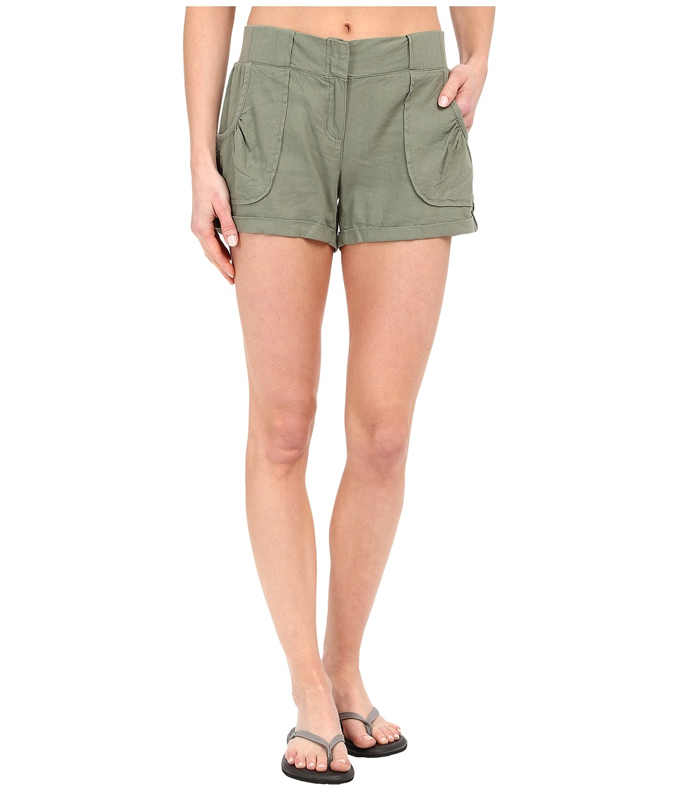 Carve Designs - Lanikai Short (Fatigue) Women's Shorts