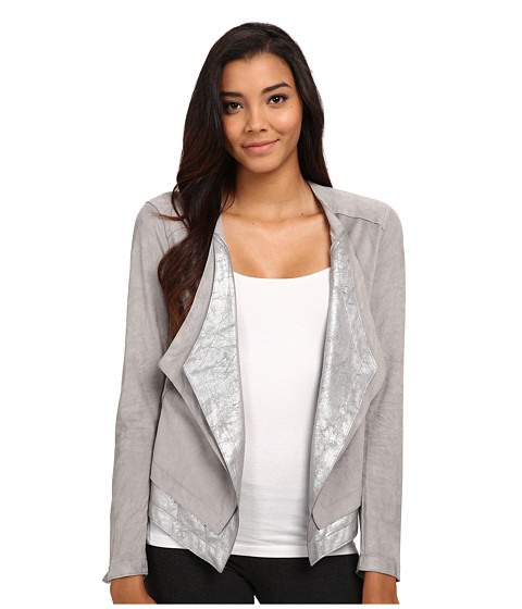 Lysse - Origami Jacket (Pewter) Women