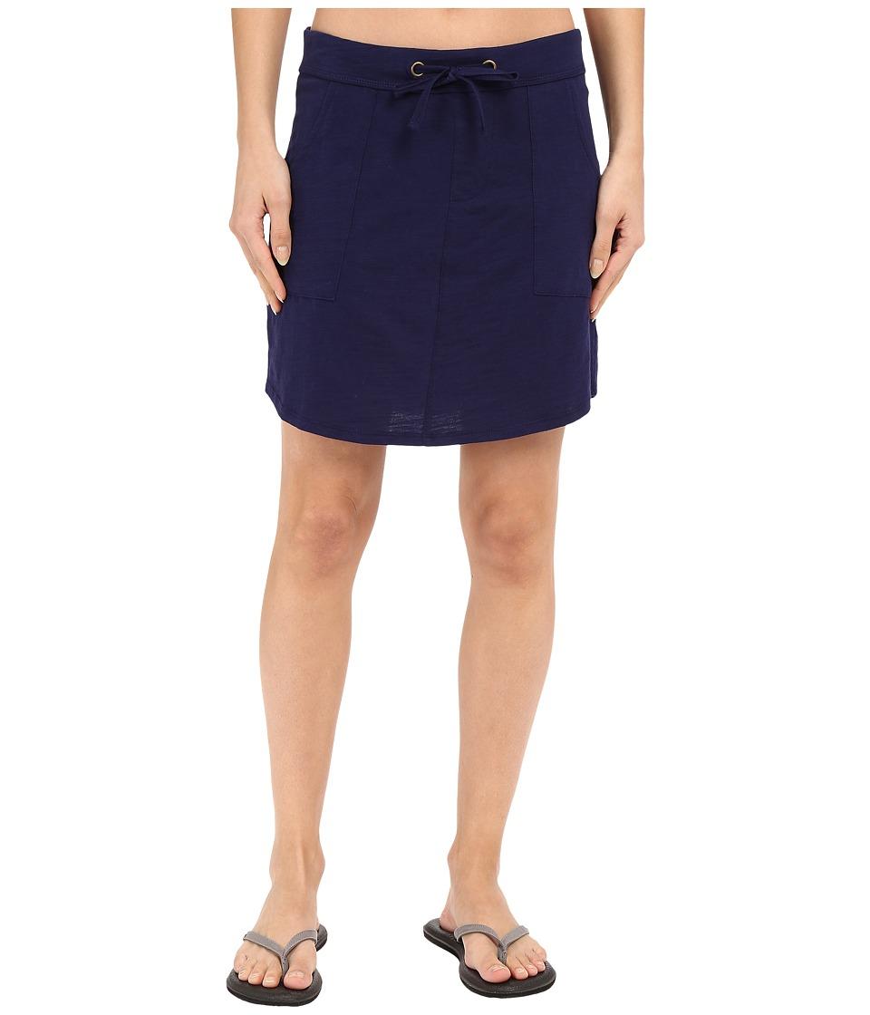 Carve Designs Newport Skirt (Anchor) Women