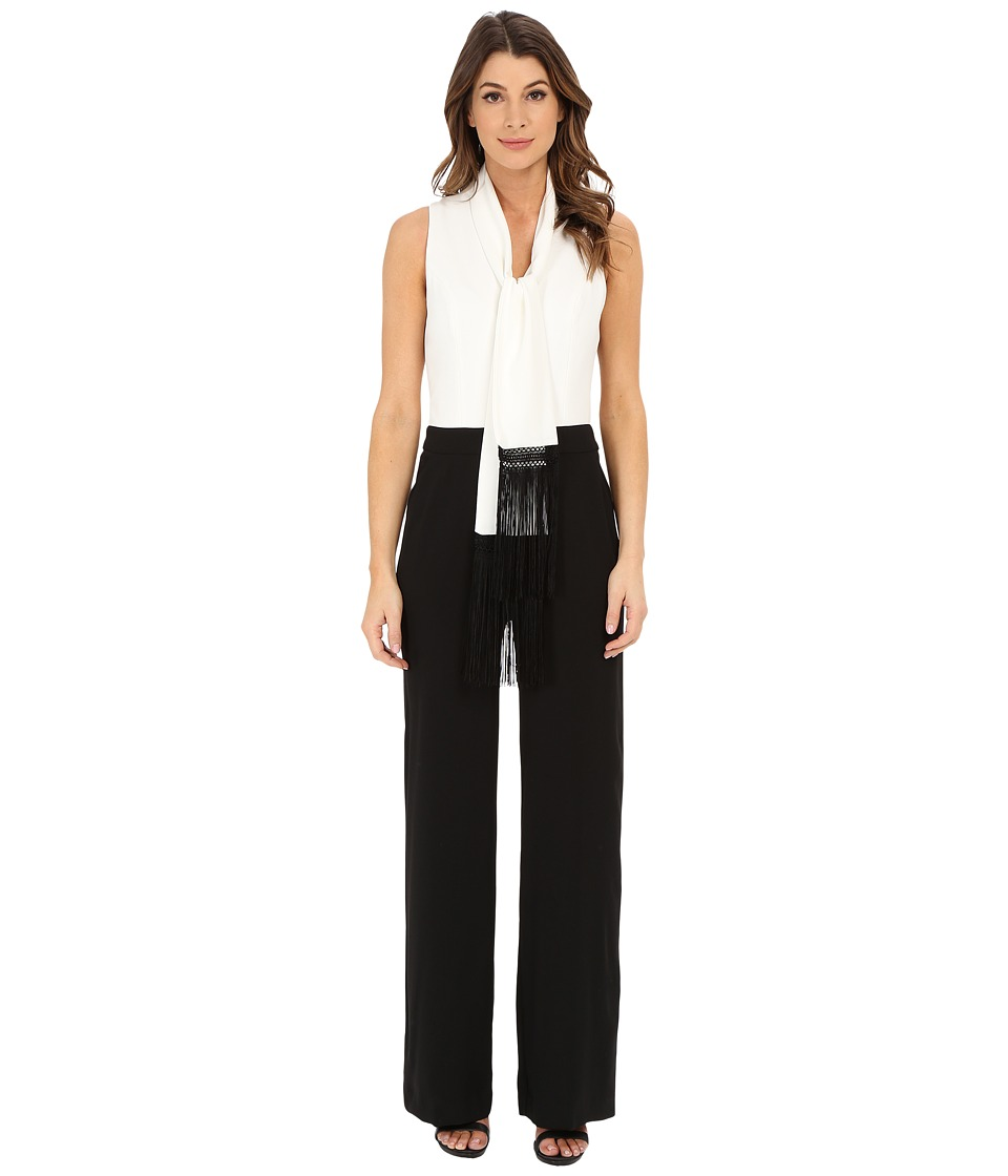 Trina Turk - Moore Jumpsuit (Black/Whitewash) Women's Jumpsuit & Rompers One Piece