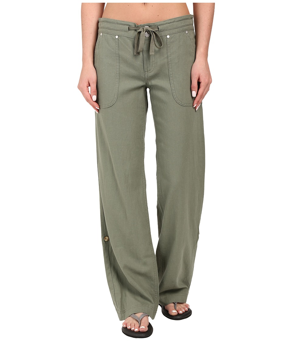 Carve Designs - Kailua Pant (Fatigue) Women's Casual Pants