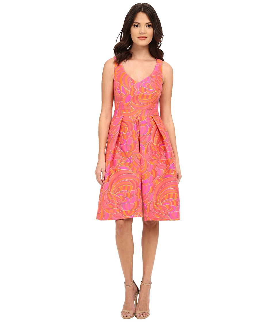 Trina Turk - Jayme Dress (Brilliant Fuchsia) Women's Dress