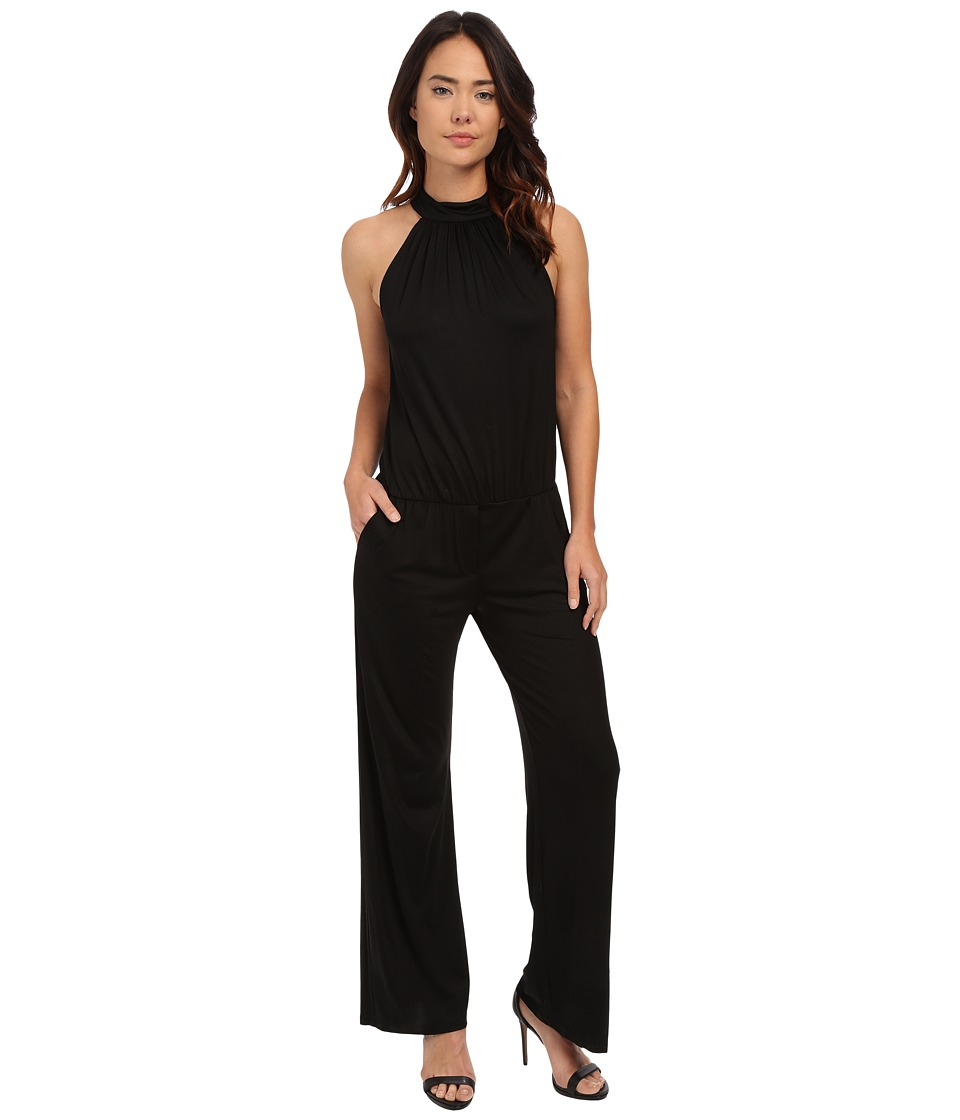 Trina Turk - Maki Jumpsuit (Black) Women's Jumpsuit & Rompers One Piece