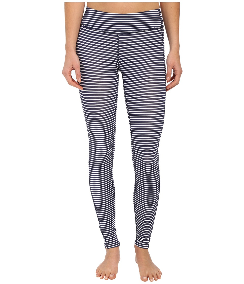 Carve Designs Reef Tight (Anchor Stripe) Women