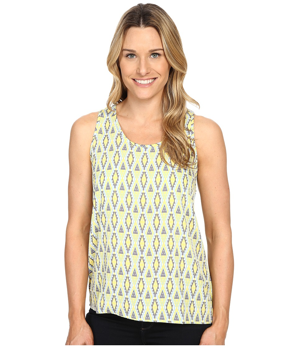 Mountain Khakis - Emma Tank Top (Zest Print) Women's Sleeveless