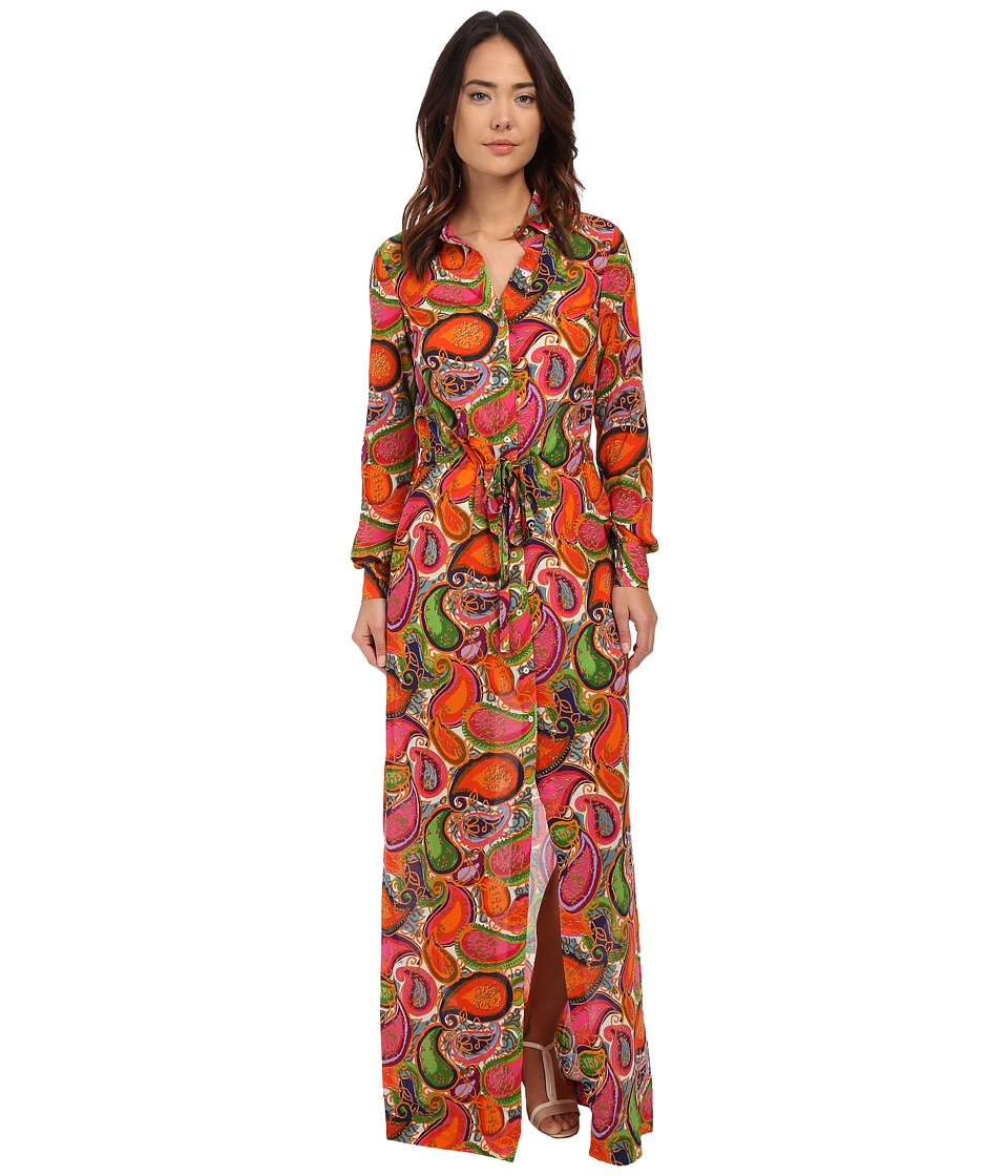 Trina Turk - Ryler Maxi Dress (Multi) Women's Dress