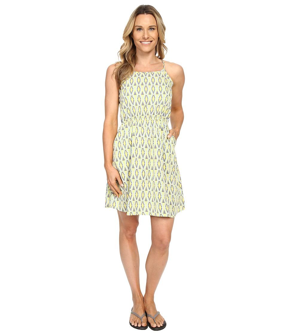 Mountain Khakis - Emma Dress (Zest Print) Women's Dress