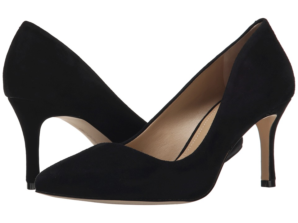 BCBGeneration - Pinni (Black Kid Suede) High Heels