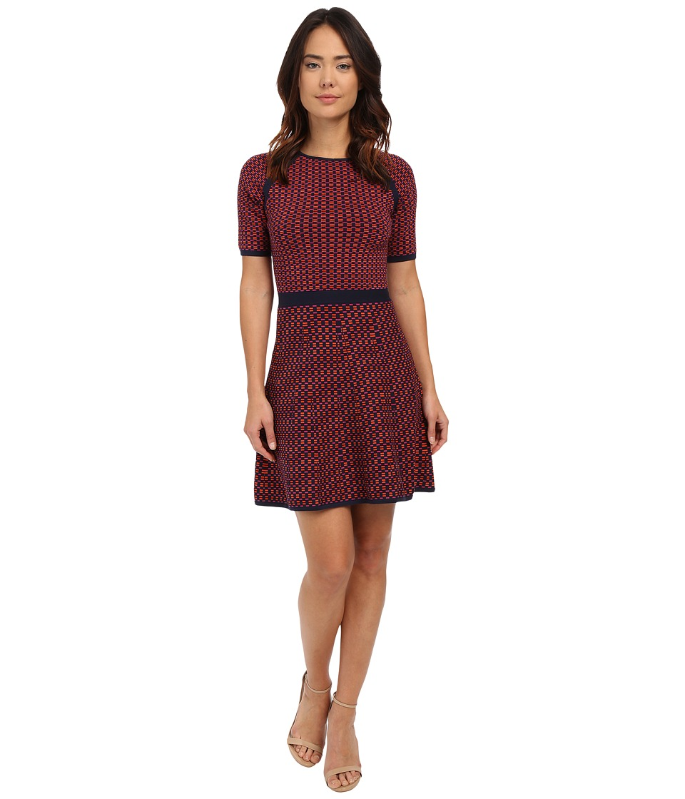 Trina Turk - Turner Dress (Multi) Women's Dress