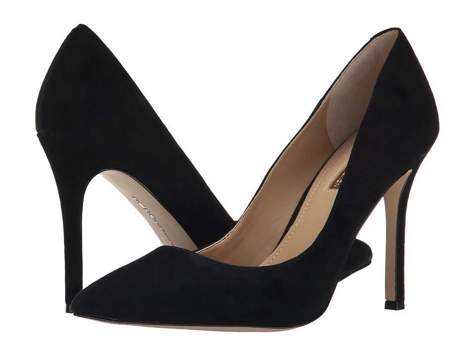BCBGeneration - Treasure (Black Kid Suede) High Heels