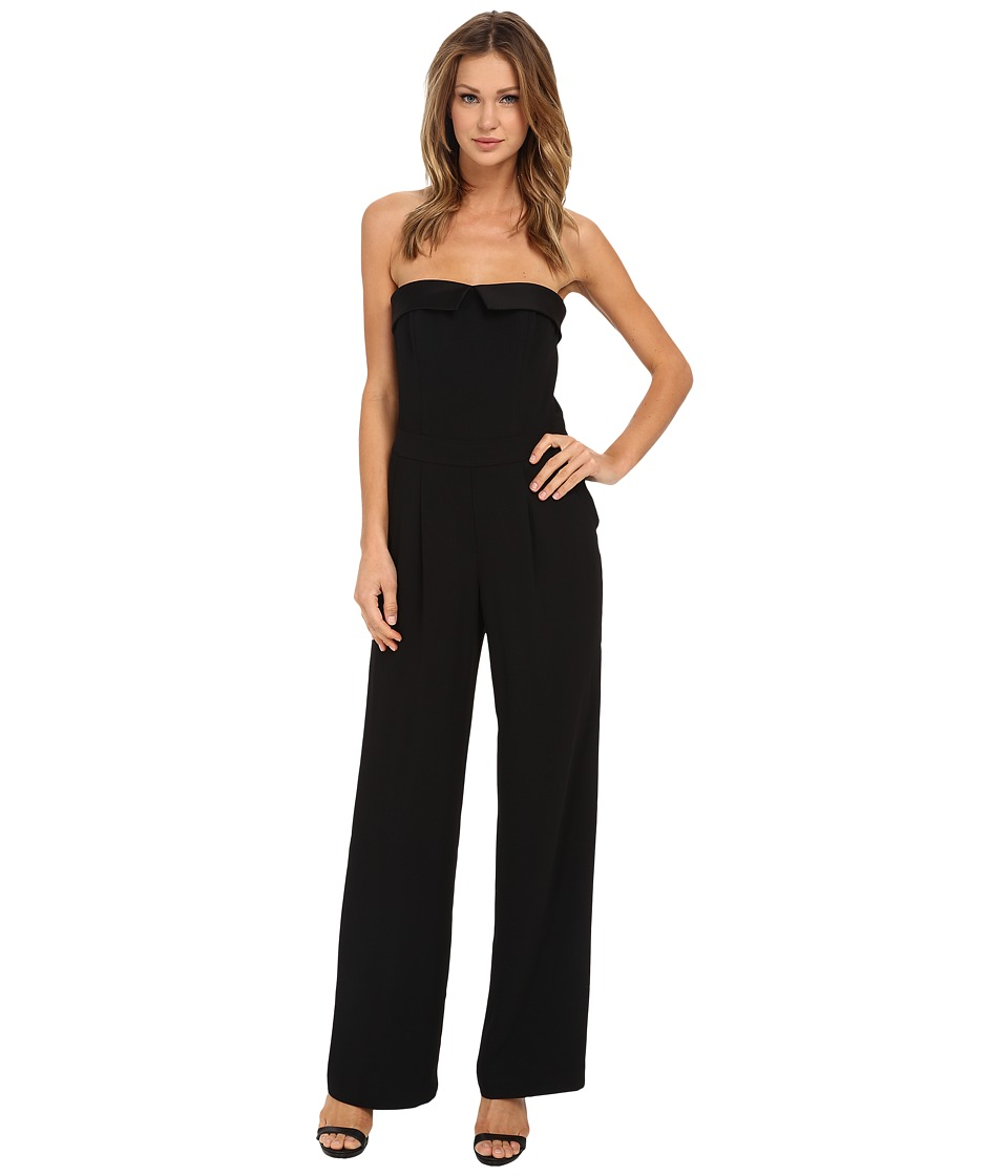 Trina Turk - Abbi Jumpsuit (Black) Women's Jumpsuit & Rompers One Piece