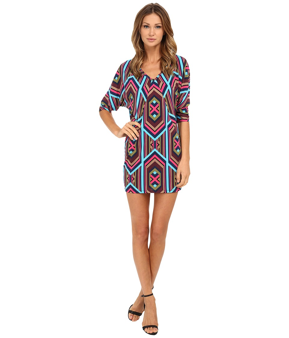 Trina Turk - Nedra Dress (Multi) Women's Dress