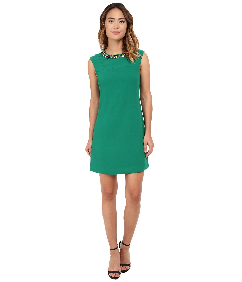 Trina Turk - Bolly Dress (Emerald) Women's Dress