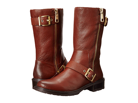 BCBGeneration - Santino (Cognac Philly Leather) Women's Boots