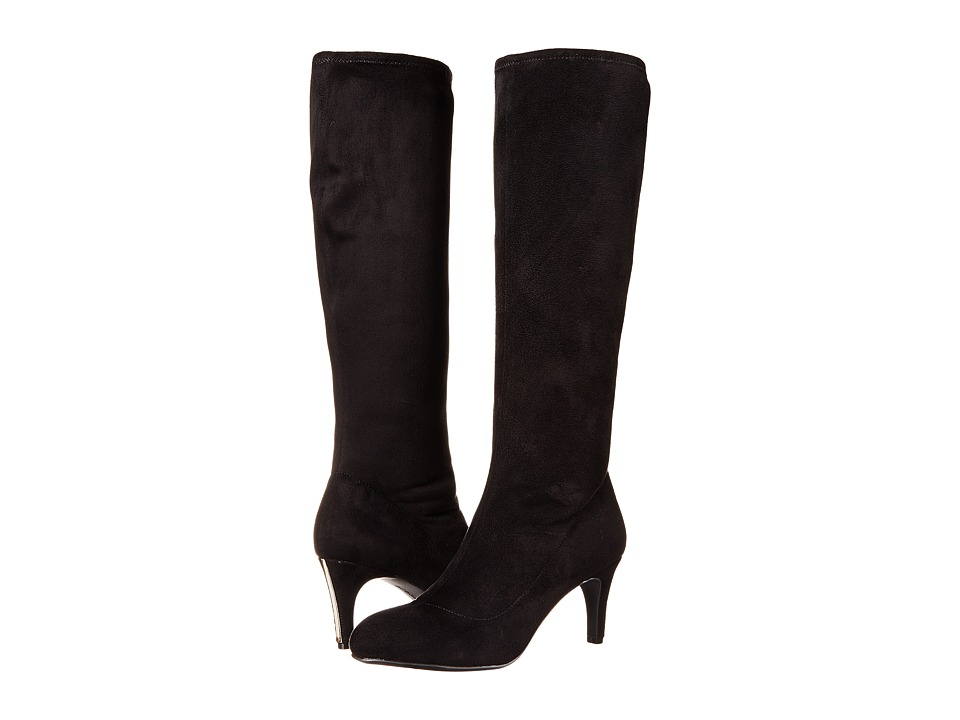 BCBGeneration - Russo (Black Suede Stretch) Women