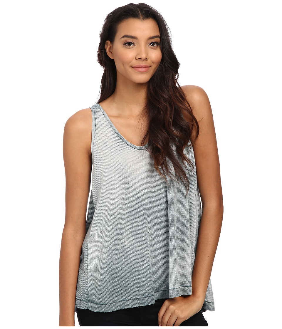Free People - Kitten Tank Top (Blue Grass) Women's Sleeveless