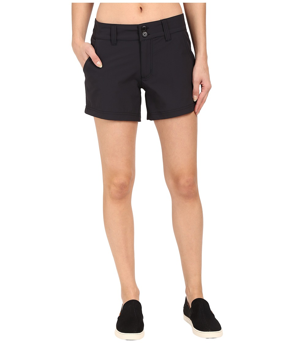 Mountain Khakis - Cruiser Short (Black) Women's Shorts