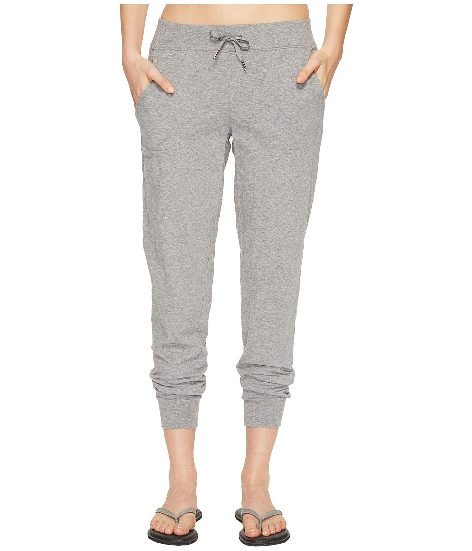 Mountain Khakis - Solitude Slouch Pants (Heather Grey) Women's Casual Pants