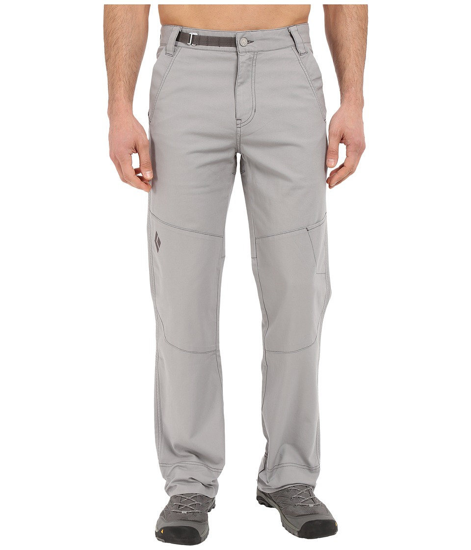 Black Diamond - Dogma Pants (Nickel) Men's Casual Pants