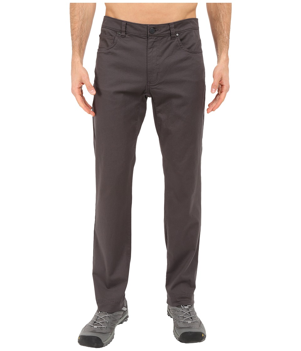 Black Diamond - Stretch Font Pants (Slate) Men's Casual Pants