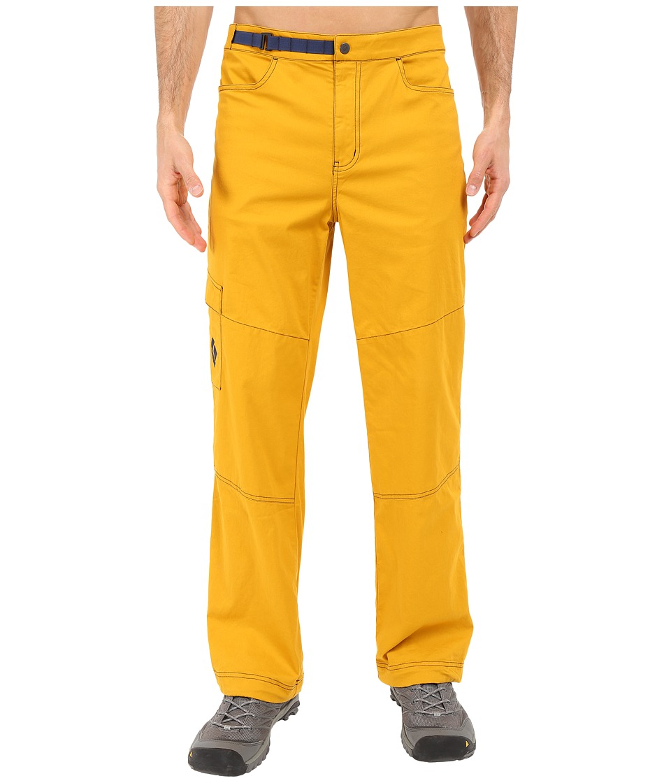 Black Diamond - Credo Pants (Gold) Men's Casual Pants