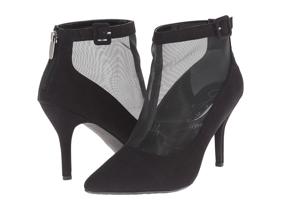J. Renee Haldana (Black Suede) Women