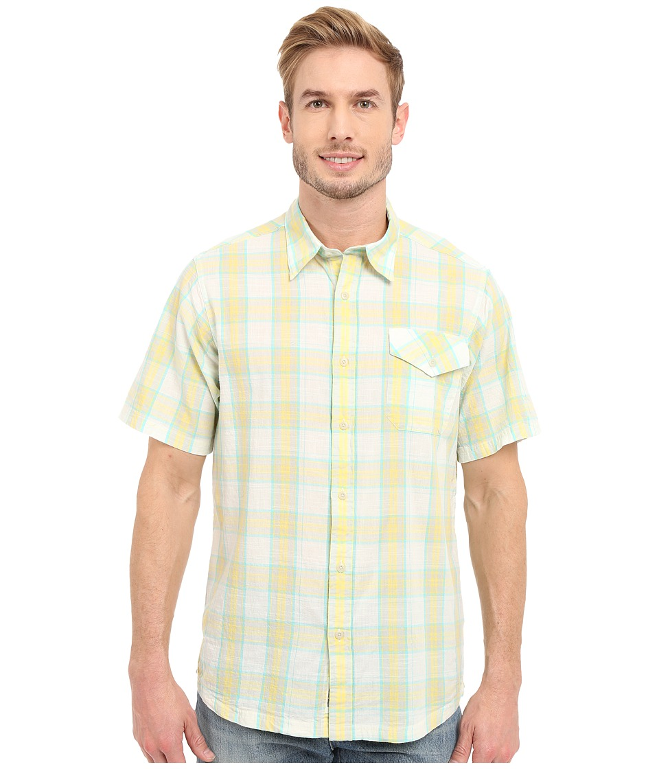 Mountain Khakis - Shoreline S/S Shirt (Linen) Men's T Shirt