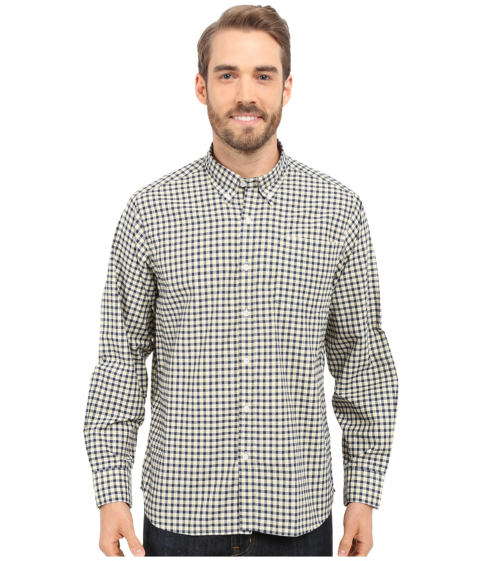 Mountain Khakis - Spalding Gingham Shirt (Zest) Men's T Shirt