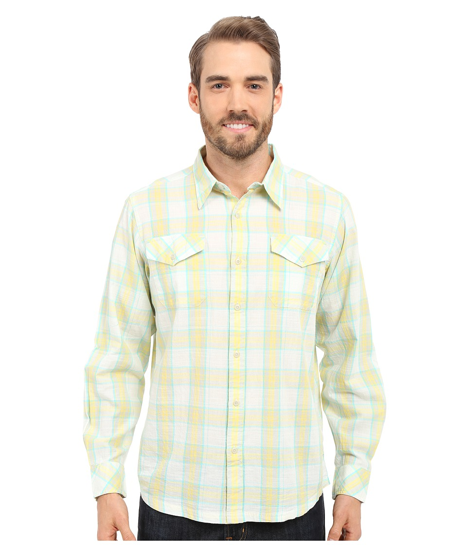 Mountain Khakis - Shoreline L/S Shirt (Linen) Men's T Shirt