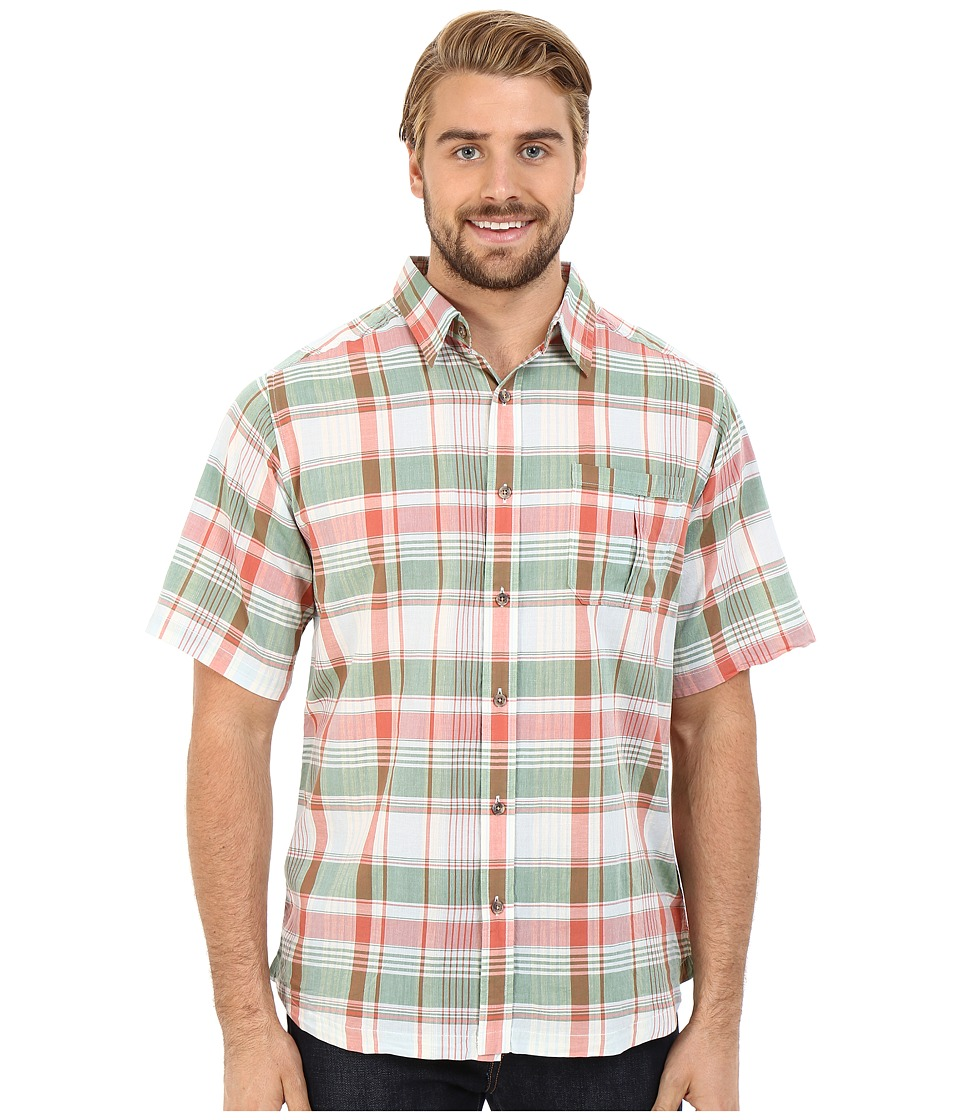 Mountain Khakis - Tomahawk Madras Shirt (Scout Multi) Men's T Shirt