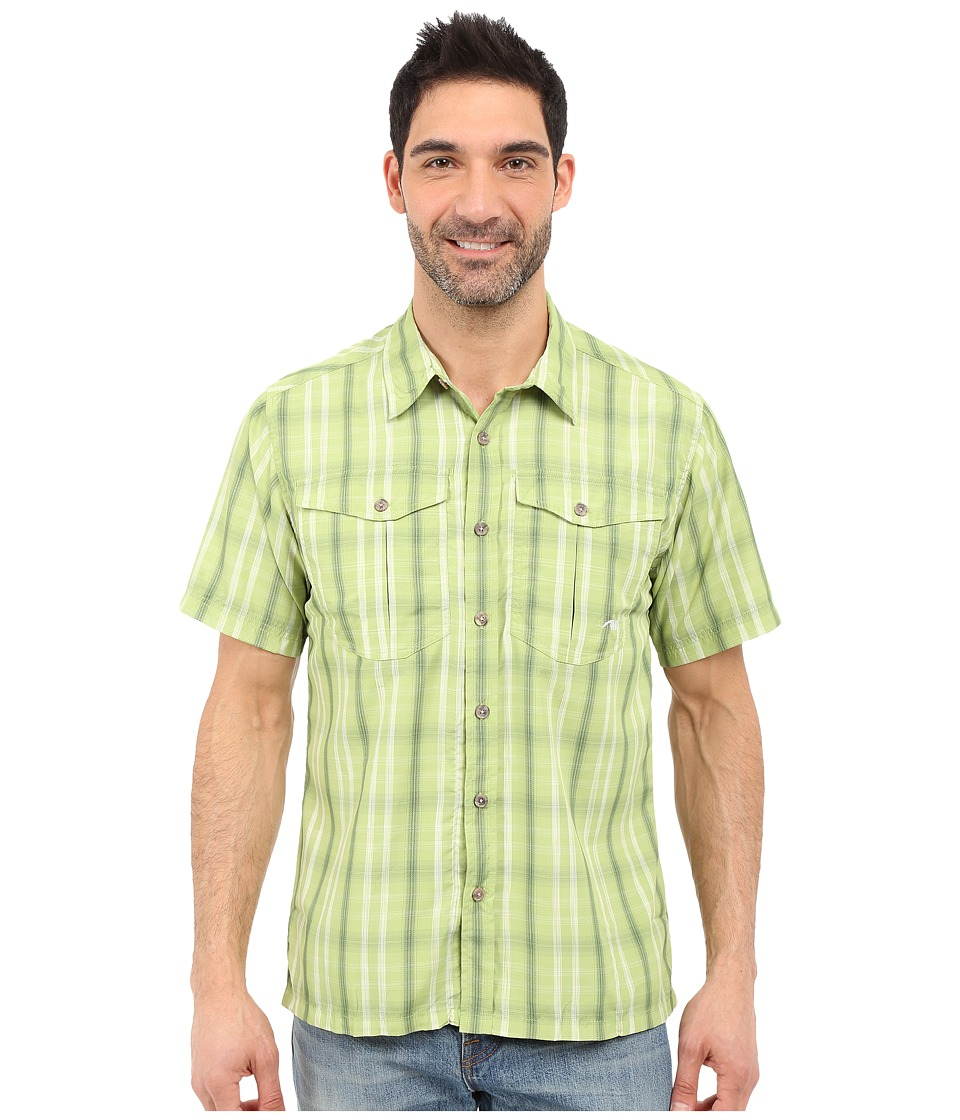 Mountain Khakis - Equatorial S/S Shirt (Sour Apple) Men's T Shirt