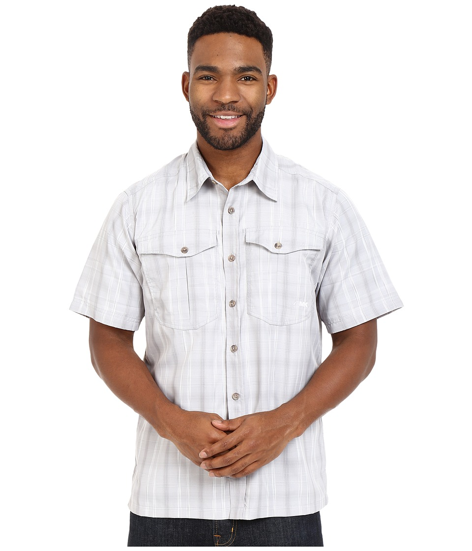 Mountain Khakis - Equatorial S/S Shirt (City Block) Men's T Shirt