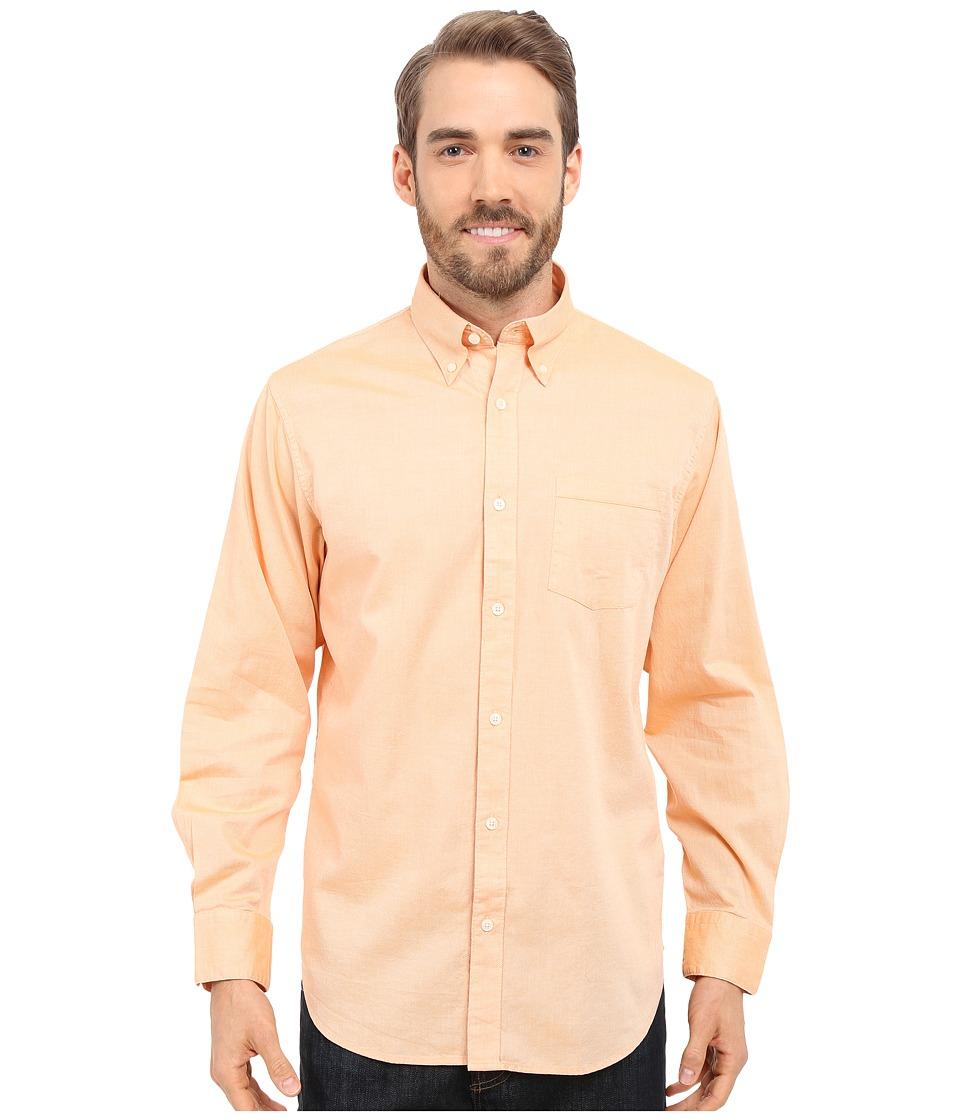 Mountain Khakis - Davidson Oxford Shirt (Peachy) Men's T Shirt