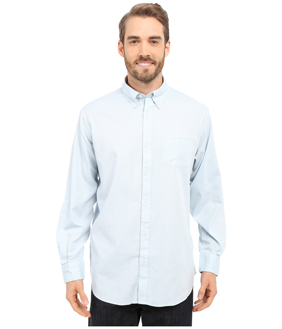 Mountain Khakis - Davidson Oxford Shirt (Morning Sky) Men's T Shirt