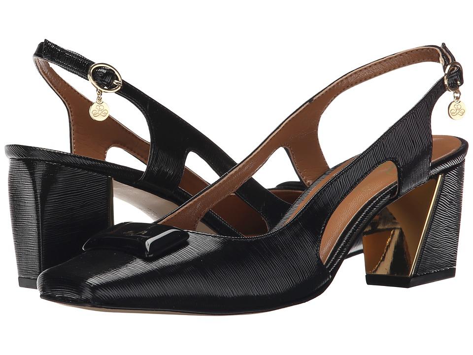 J. Renee - Samina (Black) Women's Shoes