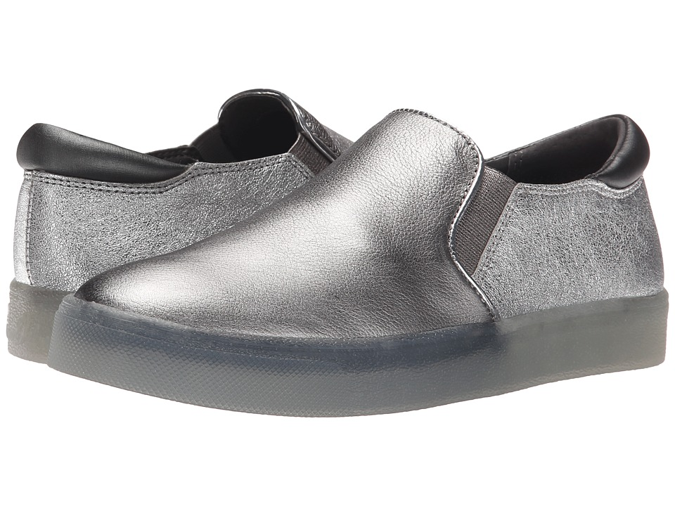 Sam Edelman - Miles (Pewter/Argento Metallic Leather) Women