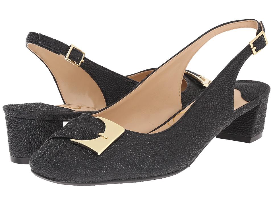 J. Renee - Venda (Black) Women's Shoes